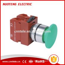Interrupteur à bouton-poussoir magnétique étanche en métal 22mm 30mm 220v avec CE, CCC