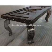 steam punk gear coffee table