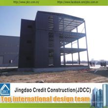 Construcción rápida Edificio prefabricado de varios niveles