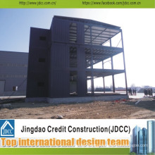 Fast Construction Strong Multi Level Prefab Building