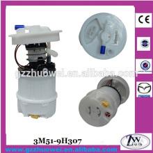 Car Parts Fuel Sender Unit, Fuel Feed Unit for MAZDA 3 3M51-9H307, 3M51 9H307