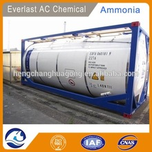 Factory Filling Anhydrous Ammonia Gas for Jordan