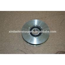 M0000047 rolo de suspensão de grande porte para máquina de porta e porta de pouso dispositivo rolo de porta de elevador