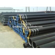 ASTM A106G.B tuyau d'acier au carbone à froid