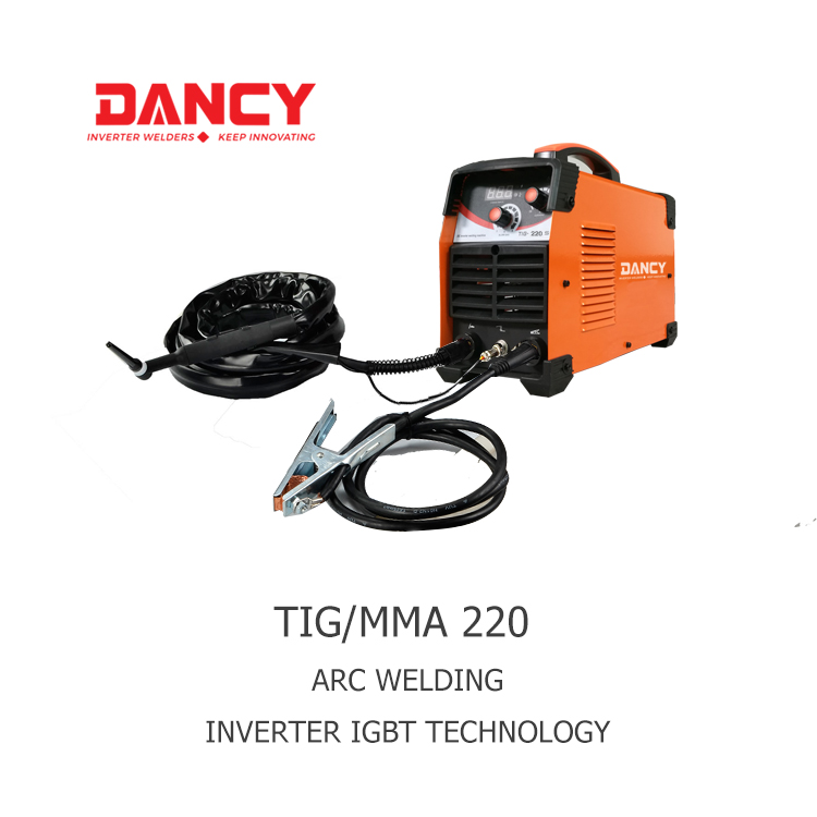 welding machine tig aluminum welding machine tig 220A
