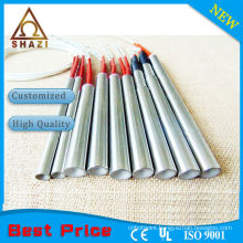 electric cartridge heating element for packaging machinery