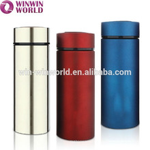 Colorful Office Drinking Stainless Steel Vacuum Mug With Tea Infuser