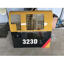 Sheet Metal Covers Untuk CAT 323DL Excavator