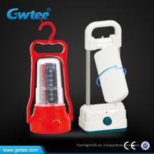 Luz de emergencia portátil de 50 LEDs