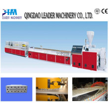 PVC Wide Door Siding Extrusion Line /Extrusion Line for Door Siding