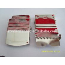 2016 China belt making hardware Custom various metal belt buckle