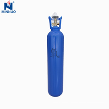 50l widely used in industrial seamless oxygen gas cylinder