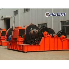 Elektrische Winde für Schiffsstart und -bau (HLCM-27)