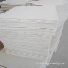 100% algodón natural relleno para colcha