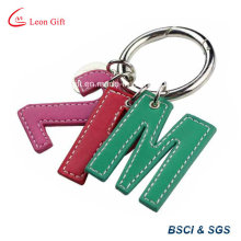 Custom Colorful PU Key Ring