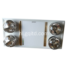 Celling Mounted LED Fan Bathroom Master met 4 harde explosievrije lamp