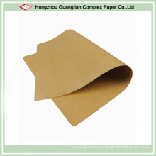 Natural Unbleached Brown Baking Cooking Paper for Muffin Bake