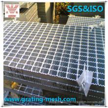 Standard/ Galvanized/ Plain/ Serrated/ Steel Grating for Platform