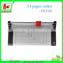 office A4 manual cutter for cutting paper, circle paper cutter