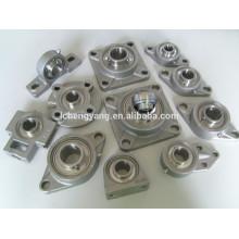 Bloque de almohadilla rodamientos 206 cojinete de brida cojinete rodamiento de plástico