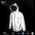 China dongguan novo design oi vis melhor na moda jaqueta reflexiva para a segurança