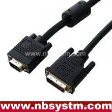 Câble VGA blanc supper pour projecteur