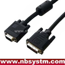 white supper VGA cable for projector
