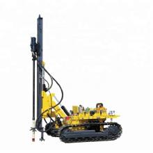 Hydraulic geotechnical sampling drill rig machine
