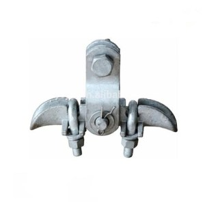 Overhead Listrik Galvanized Suspension Clamp