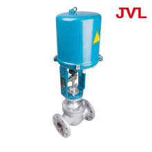 cast iron oil  gas  steam  flow control  electric regulating valve