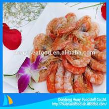 Prix international du marché des crevettes séchées congelées