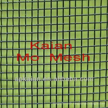 molybdenum wire woven mesh