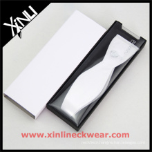 White Bow Tie Packaging Gift Man Necktie Box