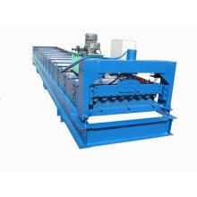 Máquina formadora de painel de telhado de aço colorido