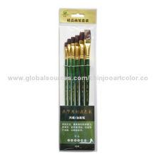 Fine brush set, acrylic/oil paint brushes