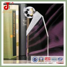 Trofeo de cristal grabado con hexágono (JD-CT-401)