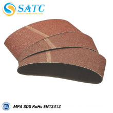 High precision abrasive belt with competitive price for hard wood