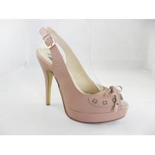 Novas senhoras sling de volta sandálias (hyy03-168)