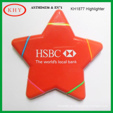Promotional product star highlighter