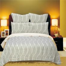 Conjunto de cama jacquard de alta qualidade