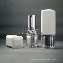Clear Square Lippenstift Rohr