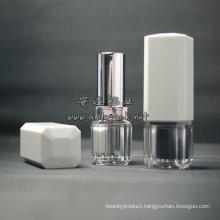 Clear Square Lipstick Tube