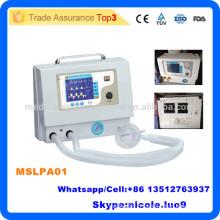 MSLPA01-I Ventilateur portable machine / clinique ventilateur machine