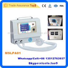 MSLPA01-I Portable ventilator machine/clinic ventilator machine
