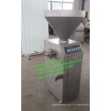 Machine de remplissage de saucisse pneumatique / Machine de classement de saucisse