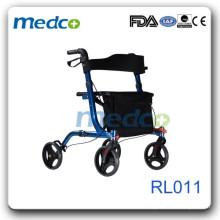 Ökologischer Außeneinsatz Aluminium Roller RL011