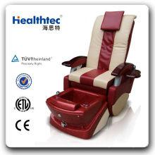 ETL Approved Sliding Armrest Whirlpool SPA Chair (F101-020B)