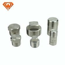 Pipe Fittings threaded high pressure pipe fittings--SHANXI GOODWLL