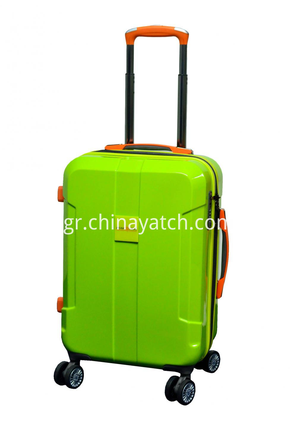 Aluminum Tube Trolley Case