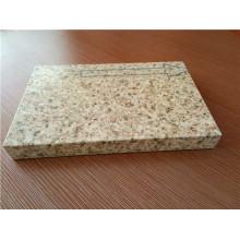 Stone Look Honeycomb Sandwich Panels pour décoration murale